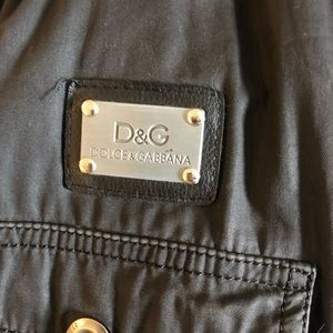 Mens dolce and gabana jacket.